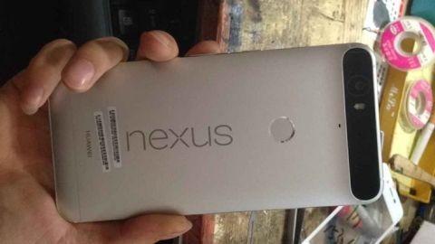 Huawei Nexus modeline ait prototip görüntüleri sızdırıldı