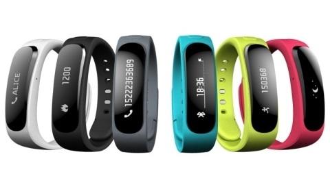 Huawei'den iOS ve Android destekli kulaklık-saat melezi: TalkBand B1