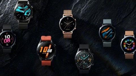 Huawei Watch GT 2 42 mm Türkiye'de Satışta!