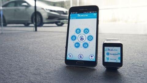Android akıllı saatlerle arabanızı yönetmek mümkün hale geliyor
