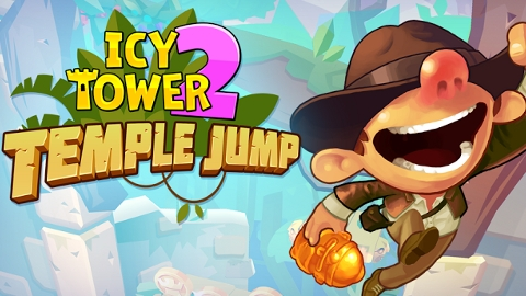 Icy Tower 2 Temple Jump iPhone ve Android oyunu