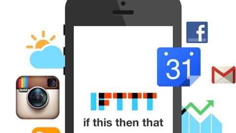 IFTTT iOS Uygulaması