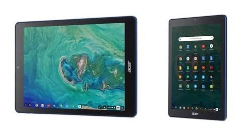 Chrome OS yüklü ilk tablet duyuruldu