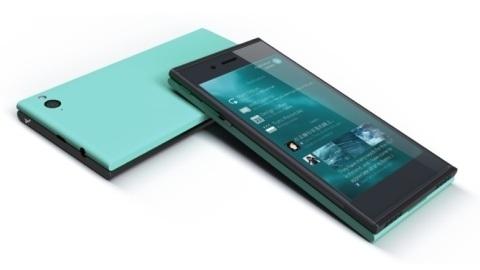 İlk Jolla akıllı telefonunun teknik özellikleri açıklandı