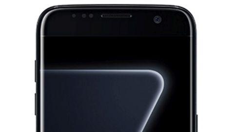 İnci Siyahı Galaxy S7 edge geliyor
