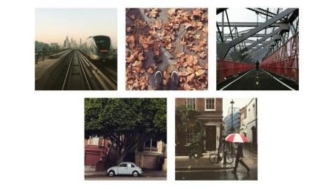 Instagram uygulaması 5 yeni fotoğraf filtresiyle güncellendi