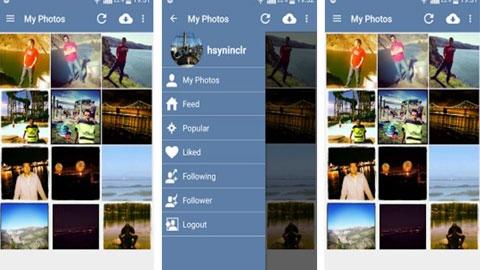 Instagram Fotoğraf İndirme Android Uygulaması