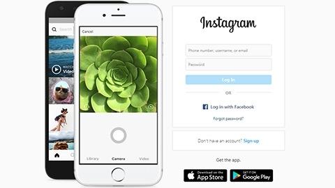 Instagram ile Bilgisayardan Nasıl Mesajlaşılır?