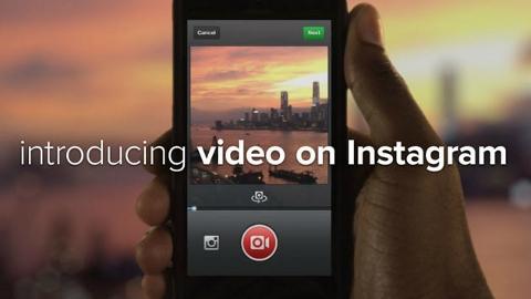 Instagram iOS ve Android uygulaması video özelliği ile güncelleniyor
