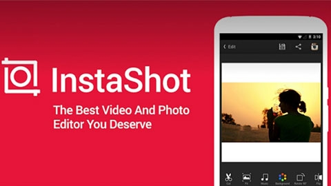 InstaShot Android Uygulaması