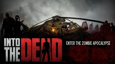 Into The Dead iOS oyunu ile zombilerin içinde bir dünyaya adım atın