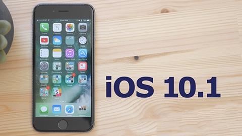 iOS 10.1 güncelleme yenilikleri