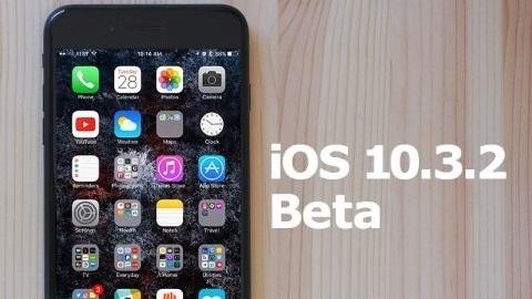 iOS 10.3.2 beta 3 yayımlandı