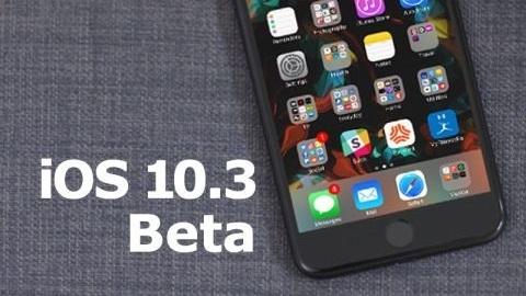 iOS 10.3 için ikinci beta sürümü yayımlandı