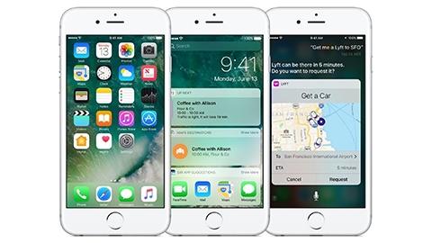 iOS 10 güncelleme tarihi açıklandı
