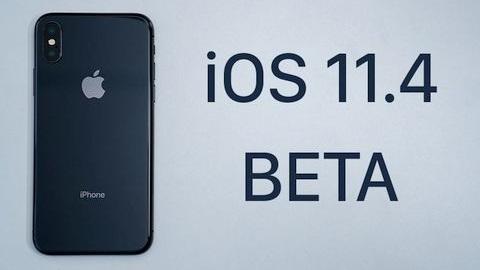iOS 11.4 beta 5 yayımlandı