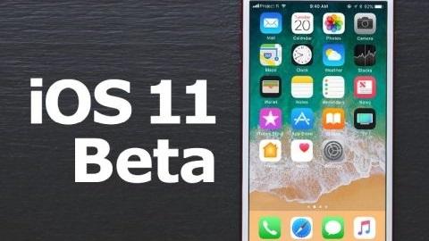 iOS 11 genel beta 2 yayımlandı
