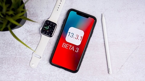 iOS 13.3.1 Beta 3 Yayınlandı!