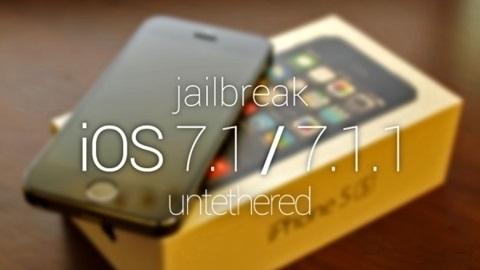 iOS 7.1.1 için untethered jailbreak çıktı: Pangu