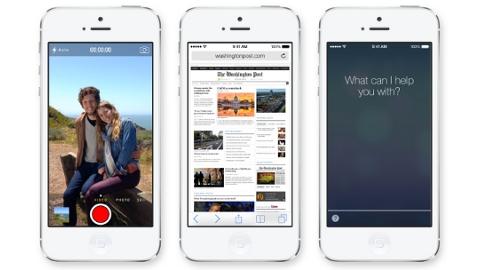 iOS 7 resmi tanıtım videoları