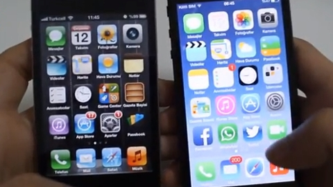 iOS 7 video inceleme