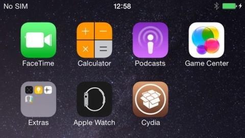 iOS 8.4 beta 1 jailbreak edildi