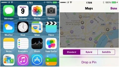iOS 8, yazı tipi ve arayüz renklerini ayarlama seçenekleriyle geliyor