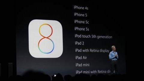 Hangi cihazlar iOS 8 sürümüne güncellenebilecek?