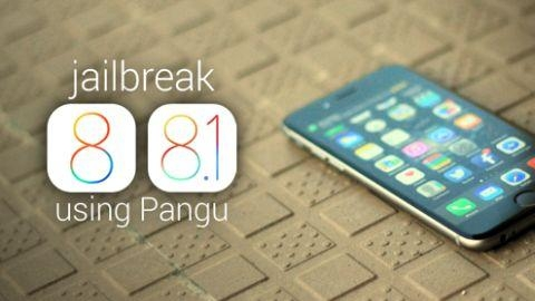 iOS 8.1.1 ve iOS 8.2 i�in jailbreak ��kt�
