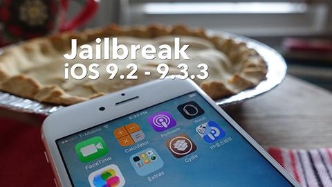 iOS 9.2 - 9.3.3 için Jailbreak çıktı