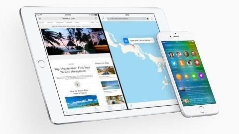 iOS 9 beta 1 yayımlandı, genel beta temmuzda geliyor