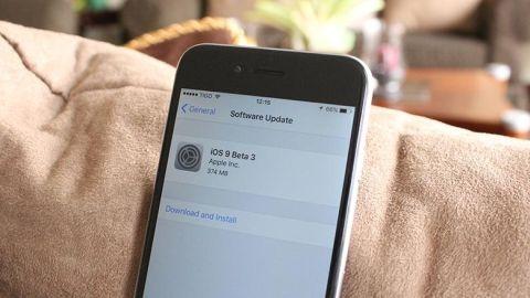 iOS 9 beta 3 güncellemesi yayımlandı, genel beta çok yakında geliyor