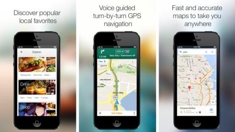 iOS için Google Maps 2.0 yayımlandı