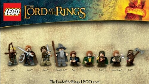 iOS için LEGO oyunu: LEGO The Lord of the Rings