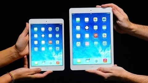 iPad Air ve Retina ekranlı iPad mini Avea bayilerinde