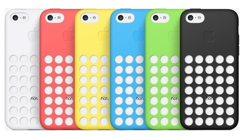 iPhone 5C kılıfları MobilCadde.com'da