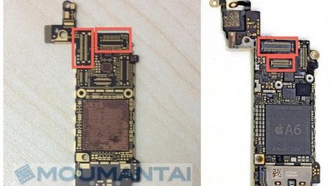 iPhone 5S'e ait olduğu iddia edilen fotoğraflar