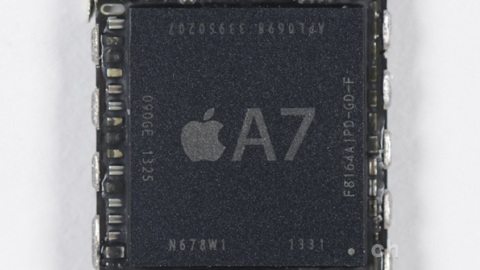 iPhone 5s'nin Apple A7 yongası detaylandı