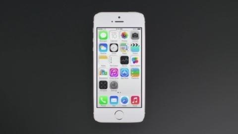 iPhone 5s'nin ilk televizyon reklamı yayınladı