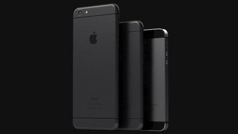 iPhone 7 ile siyah renk seçeneği geri dönebilir