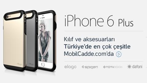 iPhone 6 Plus Kılıfları MobilCadde.com'da