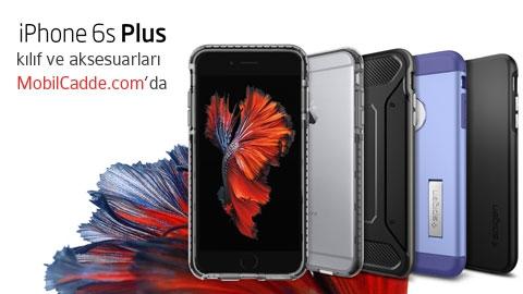 iPhone 6S ve 6S Plus Gelmeden Kılıfları MobilCadde.com'da