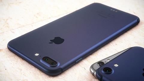 iPhone 7 koyu mavi renk seçeneğiyle gelebilir