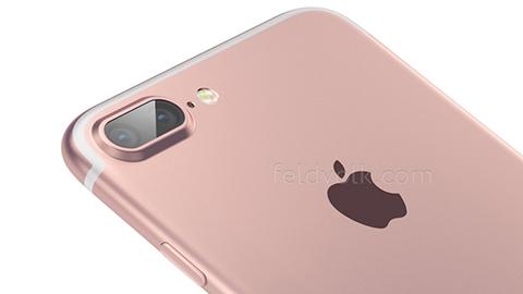 iPhone 7 Plus'ın tasarım detayları ortaya çıkmaya başladı