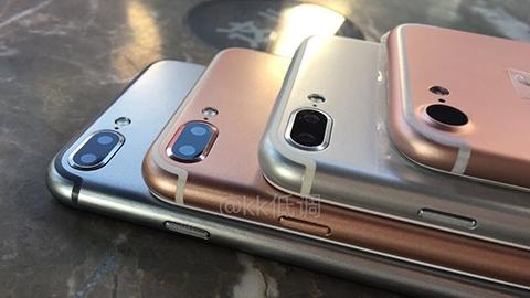 Yeni iPhone 7 ve iPhone 7 Plus sızıntıları