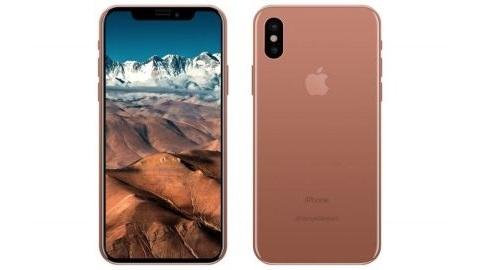 iPhone 8'in Foxconn üretim hattından görüntüler sızdı