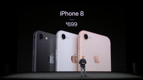 iPhone 8 ve iPhone 8 Plus duyuruldu