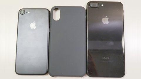 iPhone 8 kılıfı iPhone 7 ile karşılaştırıldı