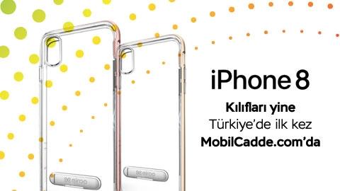 iPhone 8 Kılıfları Ortaya Çıktı