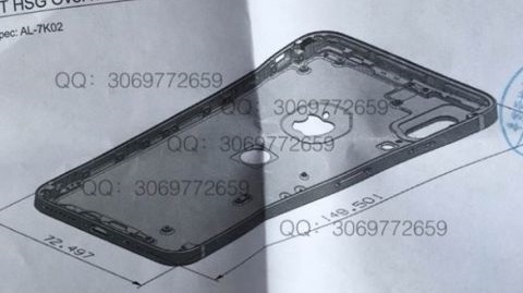 iPhone 8 şematiği internete sızdı